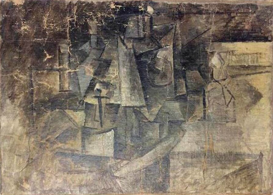 Stolen Pablo Picasso painting 'The Hairdresser' worth millions discovered in New York