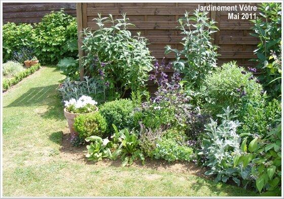 avant apres au fond du jardin jardinement v tre. Black Bedroom Furniture Sets. Home Design Ideas