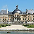 Chateau de vaux-le-vicomte - maincy - seine-et-marne - france
