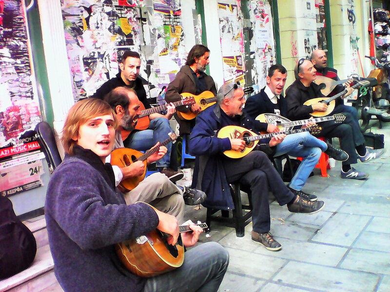 orchestre bouzouki
