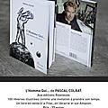 Mon dernier livre « l'homme qui... 100 rêveries illustrées »