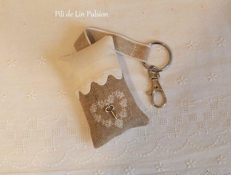 Porte-clés Pili (éch