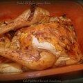 Poulet rôti façon jamie oliver à l'orientale
