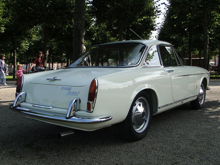 FIAT 1600 S Osca Coupe 1963 Classic Gala de Schwetzingen 2010 2