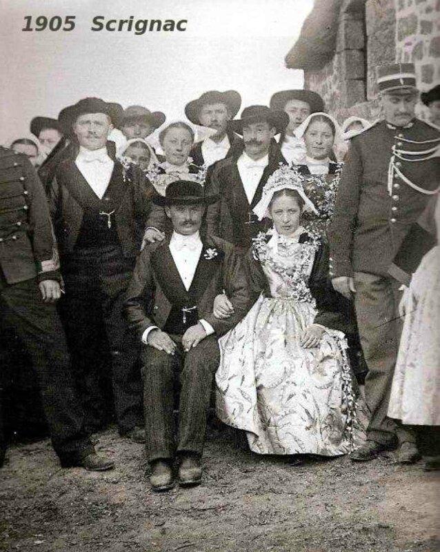Scrignac 1915