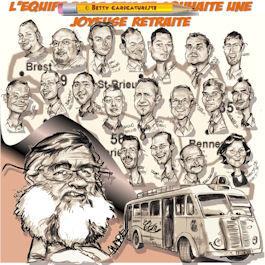 Départ en retraite Chauffeur de Bus