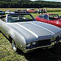 Oldsmobile cutlass s convertible-1969