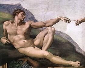 Michelangelo,_Creation_of_Adam_03