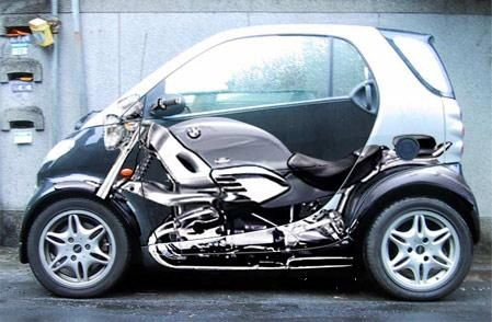 voiture moto