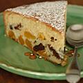 Gâteau au yaourt, aux pruneaux & abricots secs pour enfants, gâteau pour adultes aussi !