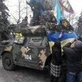 A kiev, la démocratie est à l'oeuvre.