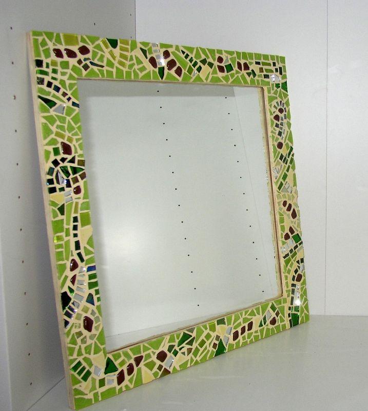 Idees Mosaiques Image : Miroir mosaÏque cm mosaÏques et compagnie