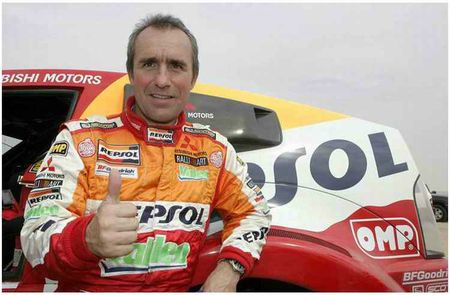 ganador del rally dakar 2012 Stephane Peterhansel