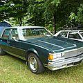 CHEVROLET Caprice Classic 4door Sedan 1977 Madine (1)