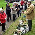 2013/04 Bourse aux plantes (La Celle Dunoise)