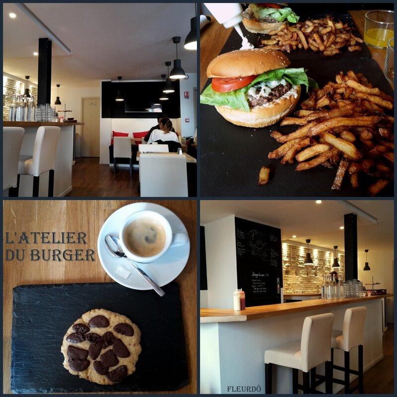 L'atelier du burger-Toulouse