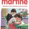 D - Ma couverture de Martine