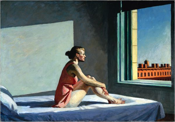 edward-hopper morning sun 1952