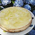 Cheesecake tout citron <3