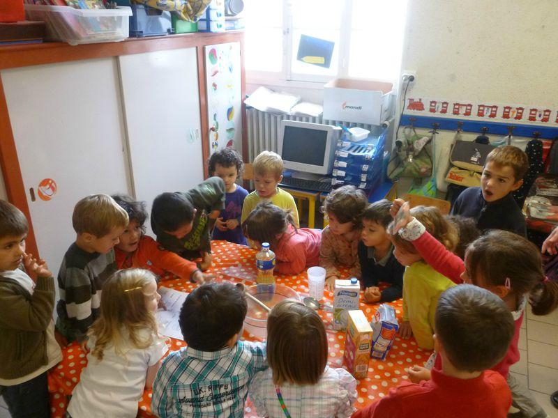 Atelier cuisine en maternelle notre cole st joseph pornic - Atelier cuisine maternelle ...