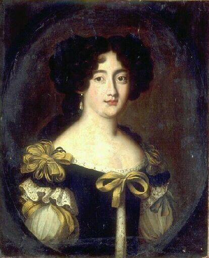 Hortense Mancini, probable maîtresse de Louis XIV