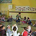 Musique a l'ecole à la maternelle charles peguy de nogent-le-roi
