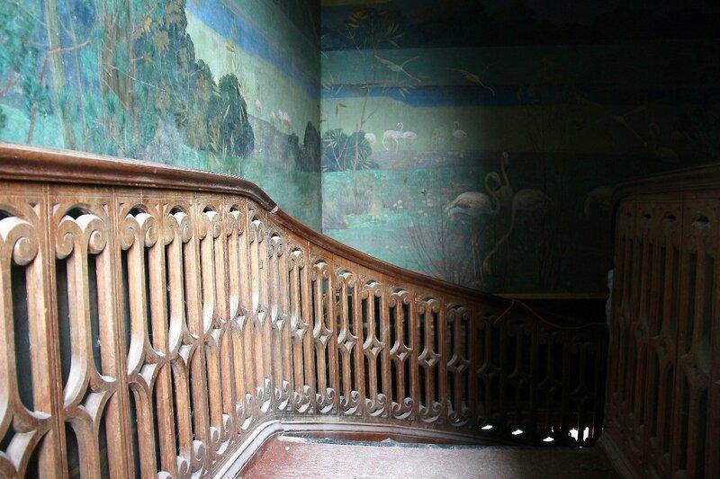 4-Dammartin centre, escalier_0955
