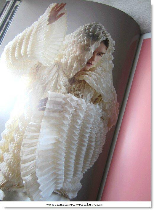 métiers d'art de la mode - le plisseur - Marimerveille