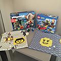 Birthday gift lego vs playmobil