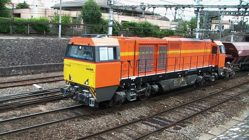 Colas Rail, G2000-BB 5001803