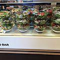 Celle qui a testé le nouveau concept mc do : le salad bar