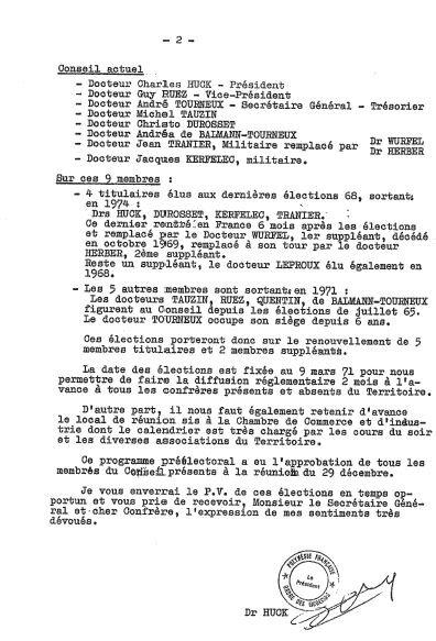 Ordre national des médecins de Polynésie Française_2