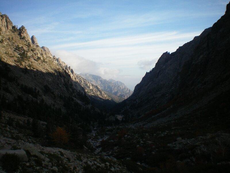 7-Lac de Melu-Gorge