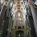 Barcelone, Basilica Sagrada Familia_6660