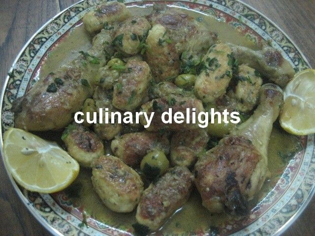 ramadan tajine de kefta au poulet culinary delights. Black Bedroom Furniture Sets. Home Design Ideas