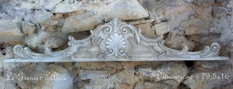 Le grenier d 39 alice shabby chic et romantique french decor for Decoration fenetre romantique