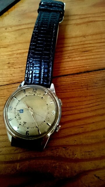 memovox parking 814 1958 dial