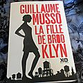La fille de brooklyn -guillaume musso.