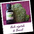 Huile végétale de brocoli pour un lissage (presque) parfait !