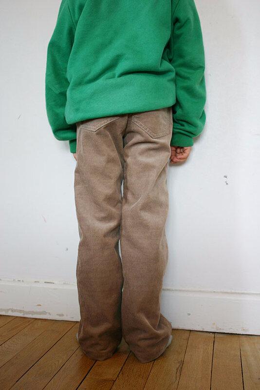 pantalon charlesL7
