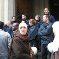 2006 Evacuation du Parvis de St Gilles