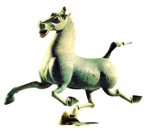 cheval_bronze_chinois_galop