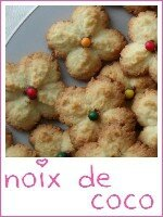 biscuits presse coco - index