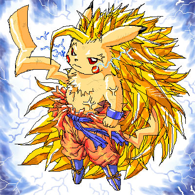 Pikachu le blog des bakugans - Sayen legendaire ...