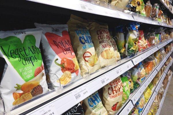 BBG chips apero LE MIAM MIAM BLOG