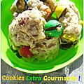 Cookies extra gourmands