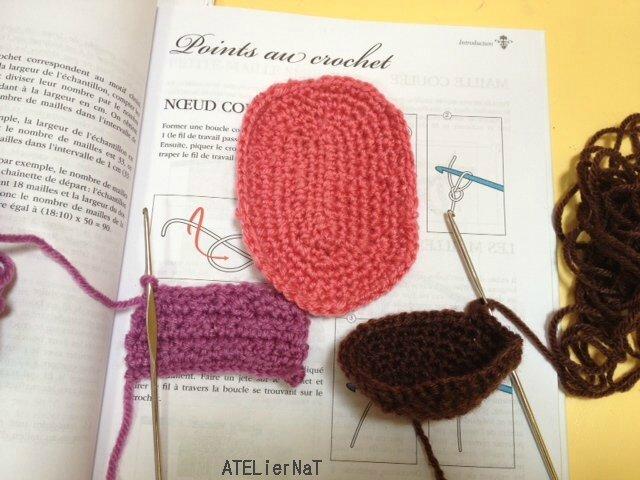 Essais crochet