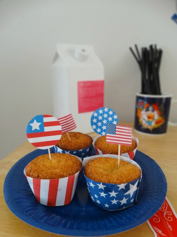 muffins usa party silm