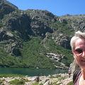 Randonnée au lac de Melo