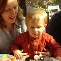 Arthur 2ème anniversaire